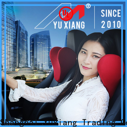 Yuxiang Custom car headrest support for business for car