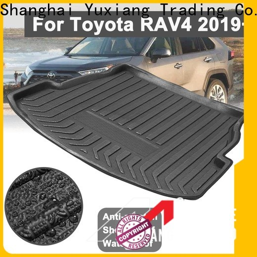 High-quality custom trunk mat manufacturers for truck