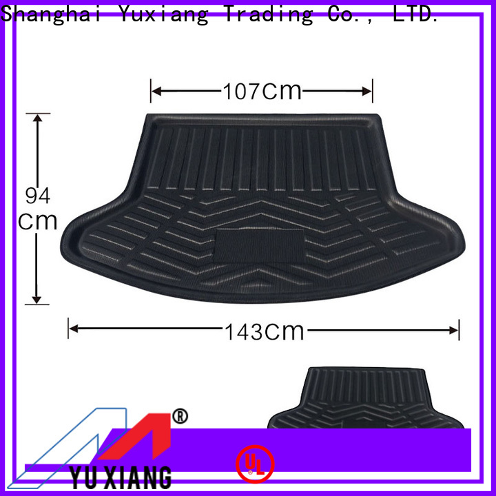 Yuxiang classic car trunk mats for business for truck