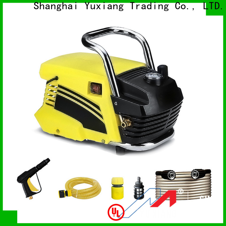Yuxiang Custom compact car washer for business for washing
