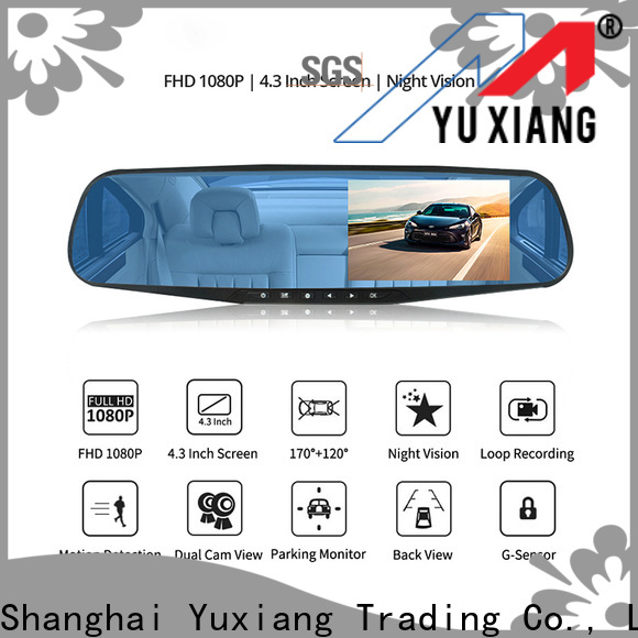 New car event data recorder factory for car