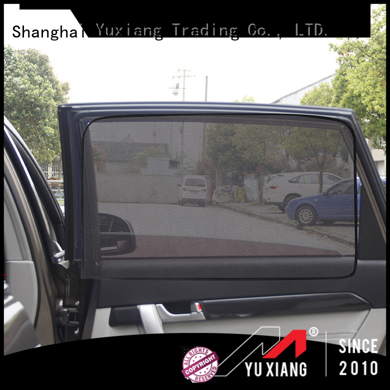 Wholesale car window covers factory for truck