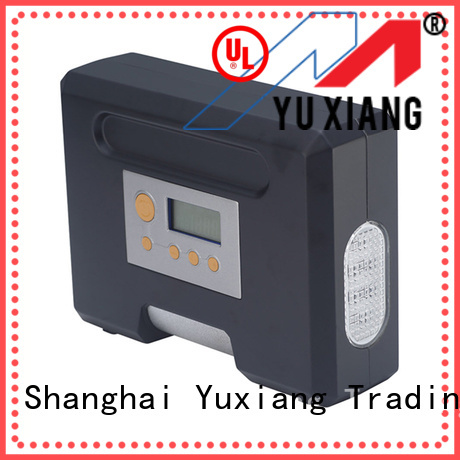 Yuxiang portable car tire pump Suppliers