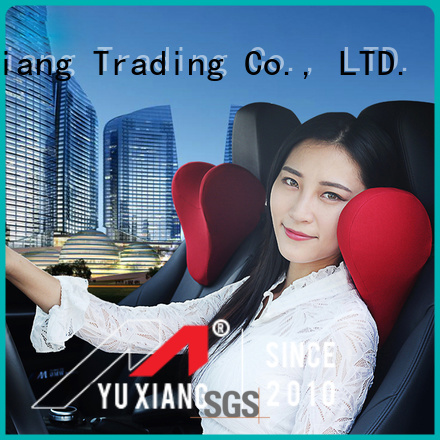 Yuxiang memory foam car neck pillow manufacturers for car