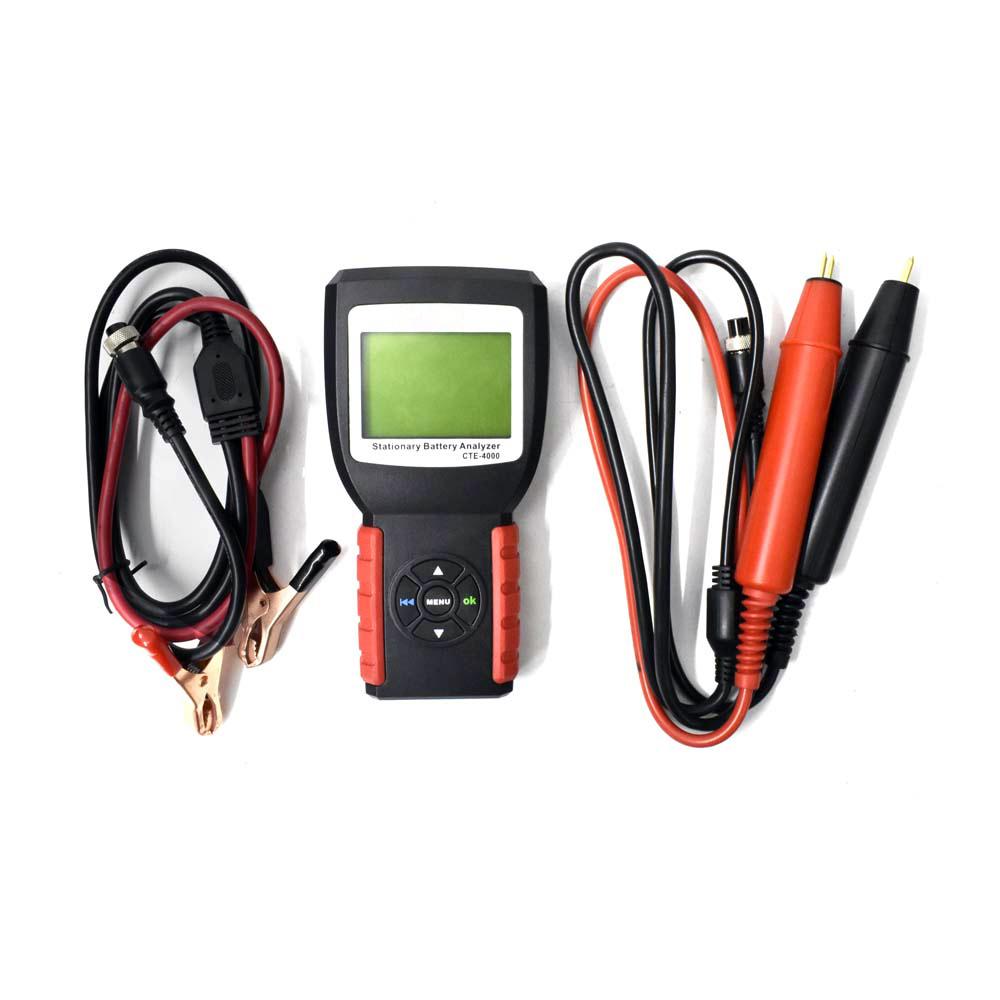 YX-CTE-4000 Digital Motorcycle battery test 12v 24v car battery Tester
