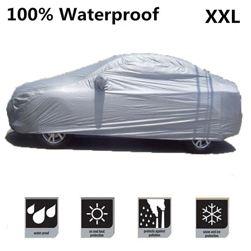 YX-CY-003 Car Cover Waterproof Antiscratch Outdoor Car Cover  Sunbrella Car Cover Seamless Car Cover High quality covers protectors For auto