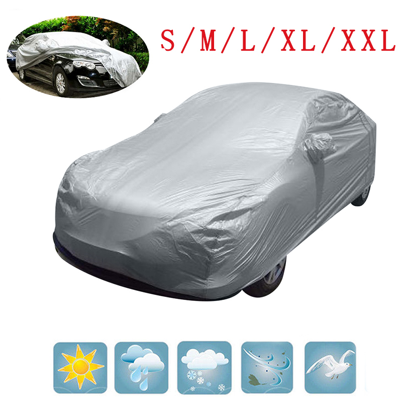 YX-CY-004 Waterproof Car Cover Water Resistant Car Cover Antiscratch Seamless Cover High quality covers protectors For auto