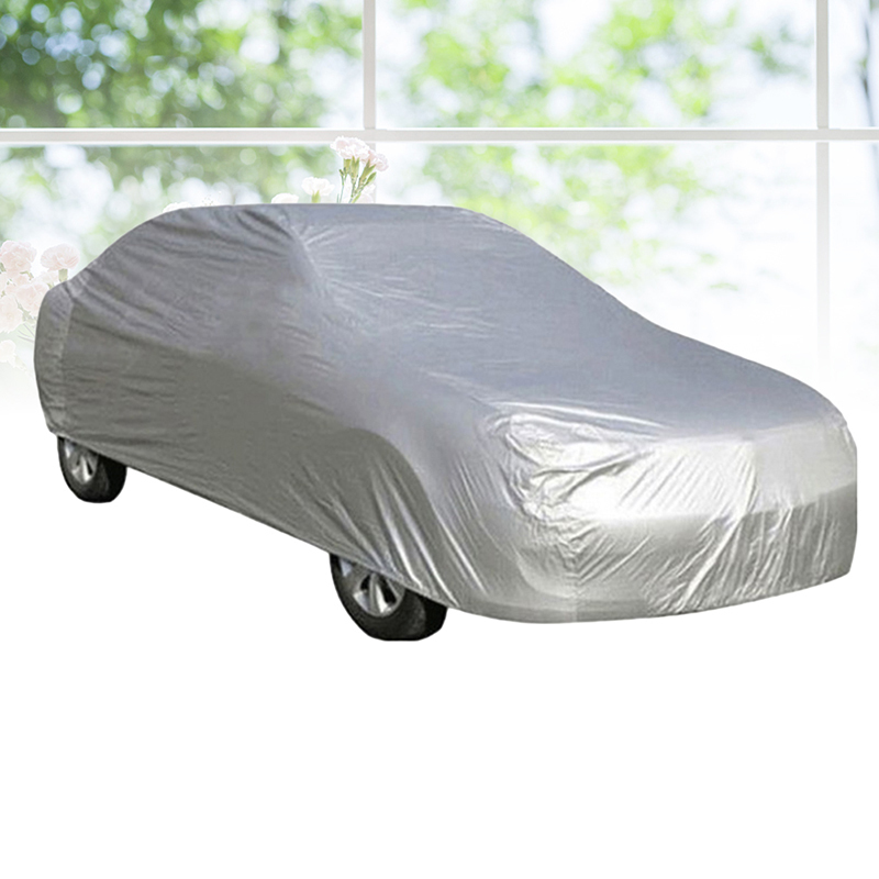 YX-CY-006 Portable Car Cover Water Rain Dust Snow Sun proof Antiscratch Seamless Cover High quality Car Covers