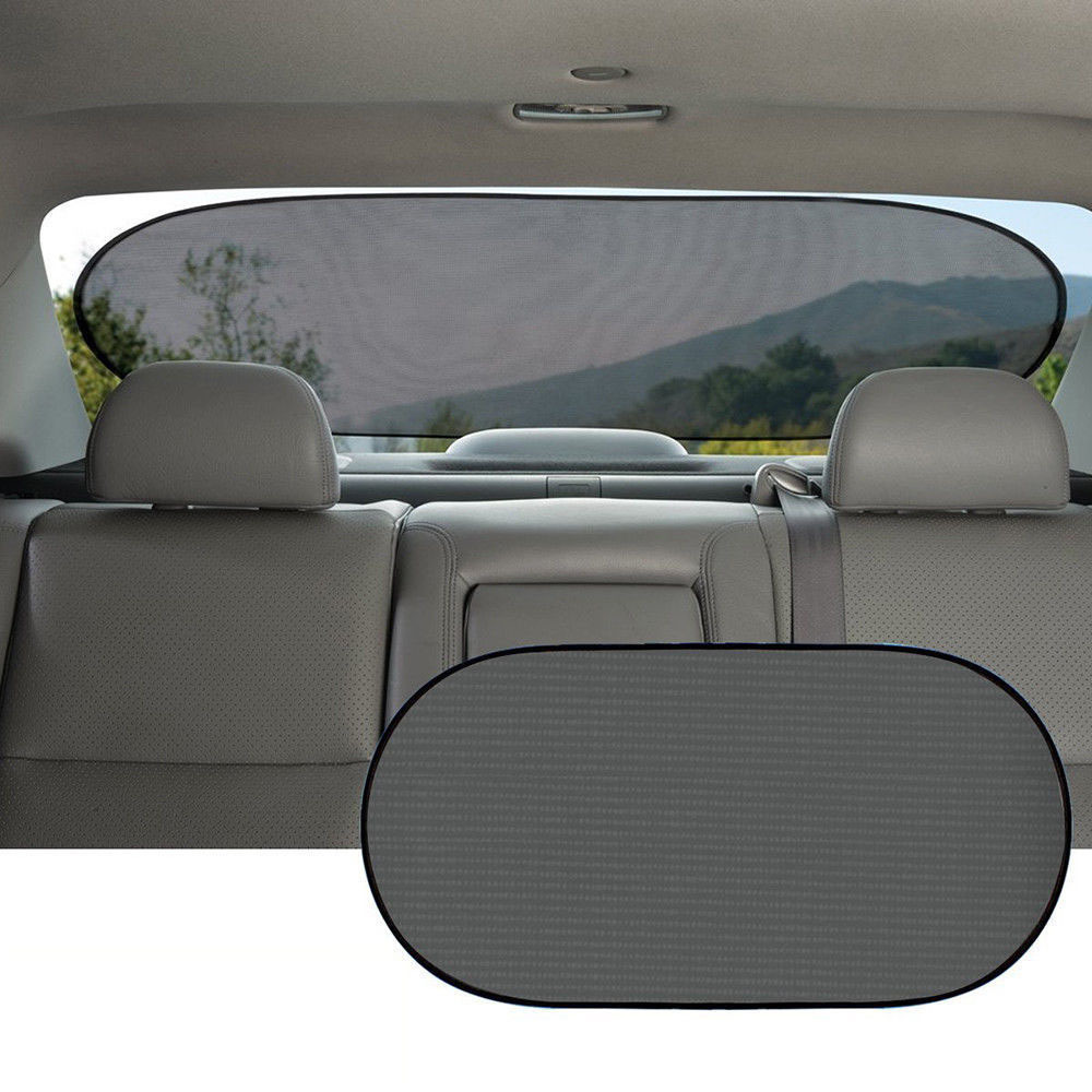 YX-ZYD-005 Summer Thickened Mesh Automotive Window Shades Sun Shade UV Protection Side Window Mesh Sun Visor