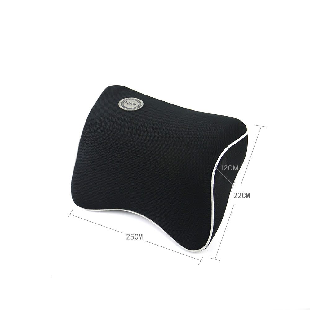 YX-TZ002 U Shape Memory Foam Car Head Support Neck Pillow to Ease Fatigue Auto Headrest Lumbar Support For Car Office Home Chair