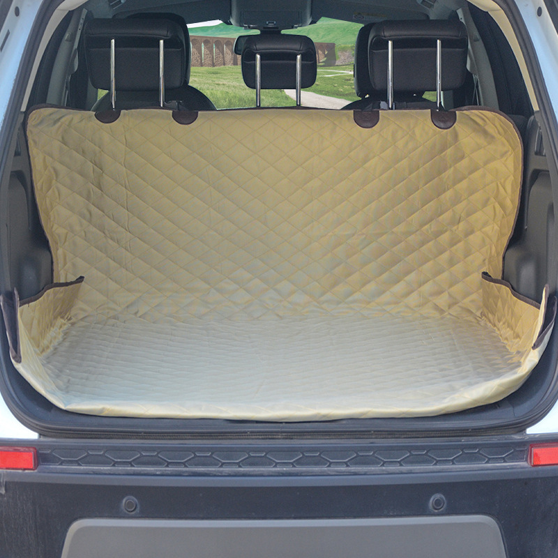 YX-WXD003 Trunk Mat Car Universal Trunk Mat Auto Leather Cushion Utility Cargo Floor Mats Suv Trunk Mat Trunk Protection