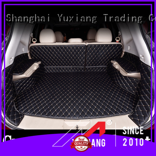 Yuxiang auto trunk mats company for truck