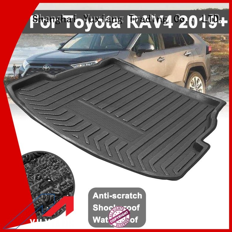 Yuxiang Latest rubber trunk mat manufacturers for vehicle