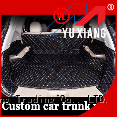 Yuxiang Custom jeep trunk mat Supply for car