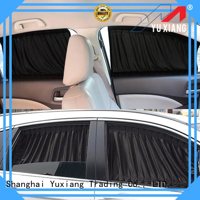 Yuxiang car door window shades factory for vehicle