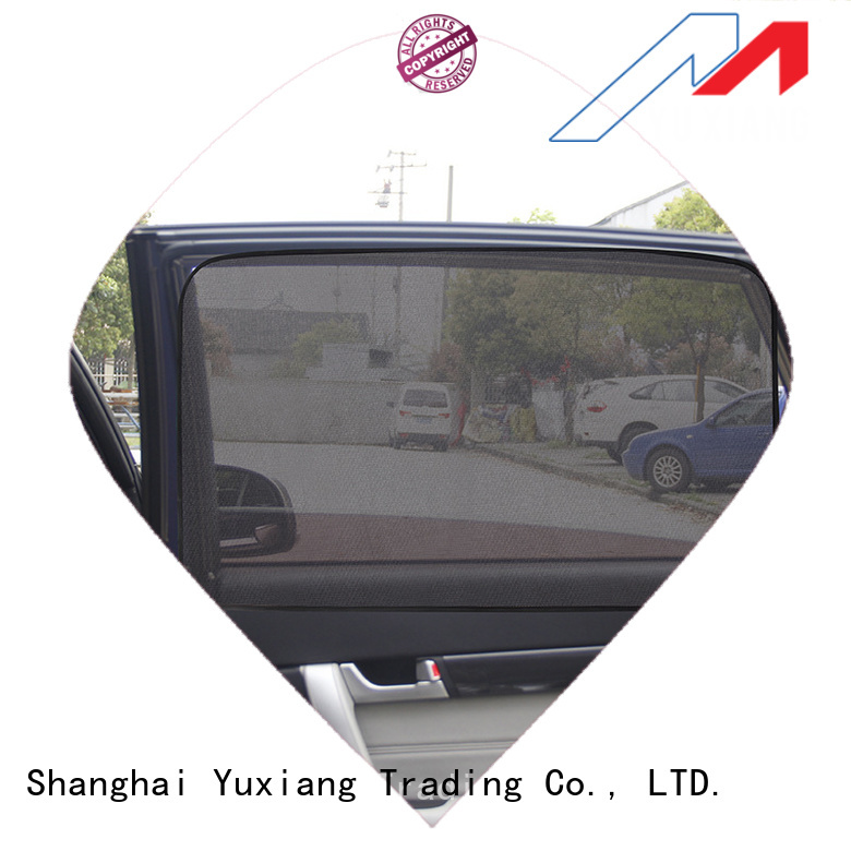 Wholesale removable car window shades Suppliers for vehicle
