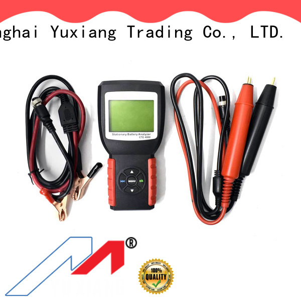 Top battery detector manufacturers for car