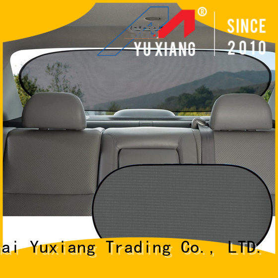 Yuxiang automatic car window shades Supply for car