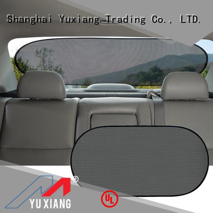 Yuxiang Custom car window sun shade factory for truck