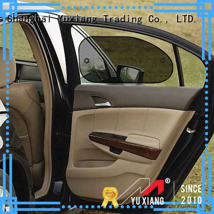 Yuxiang magnetic car sun shade for business for vehicle