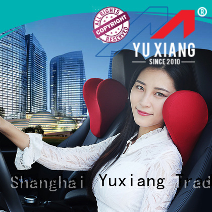 Yuxiang Top car headrest cushion for business for vehicle