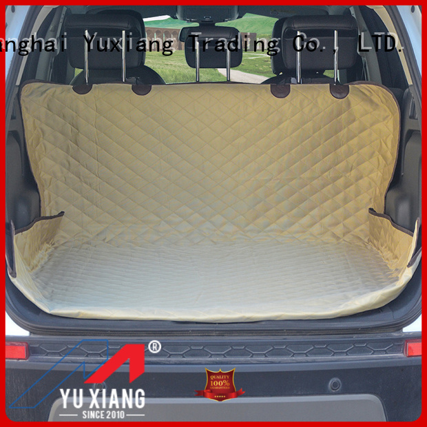 Yuxiang New custom trunk mat company for car