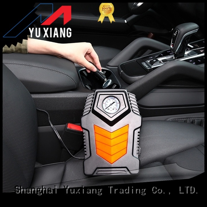 Yuxiang air pressure pump for car tires Suppliers