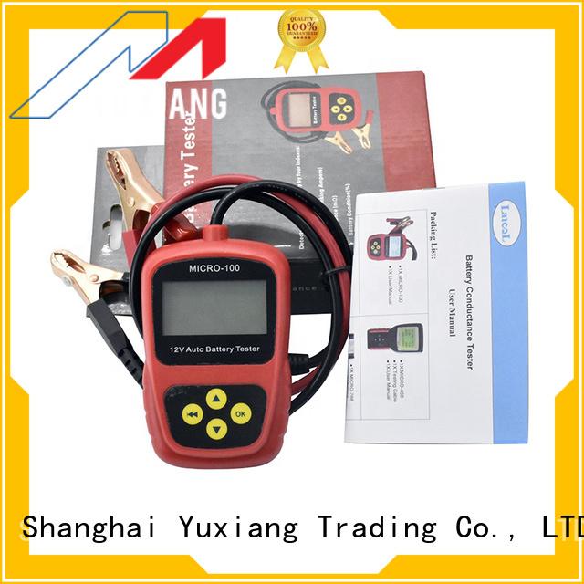 Latest 24v battery tester Supply for car