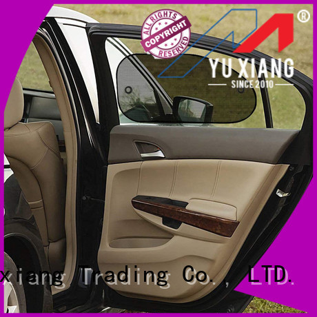 Custom removable car window shades company for truck