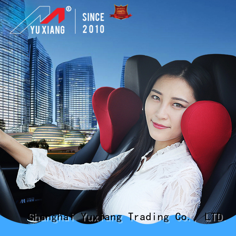 High-quality neck support pillow for car seat manufacturers for car