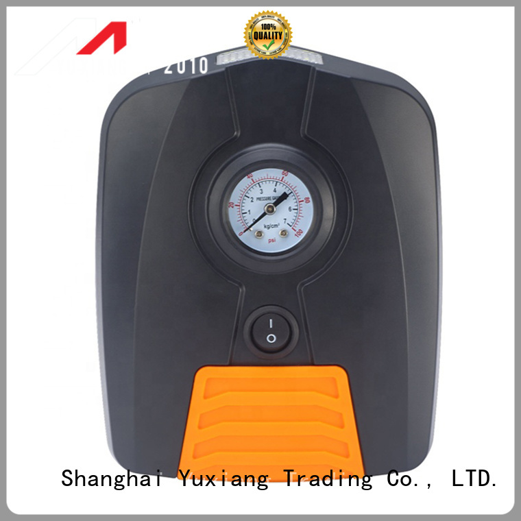 Yuxiang Best portable air compressor for car tires factory for car