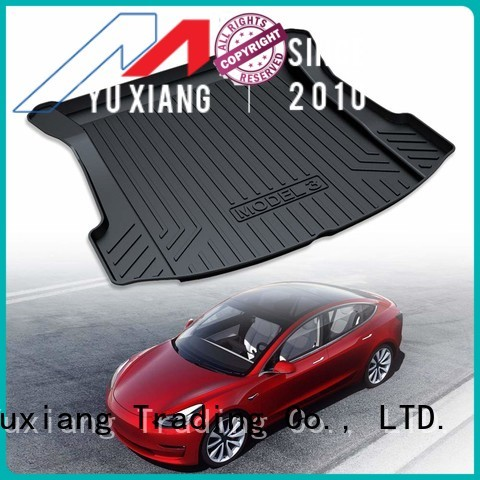 Yuxiang auto trunk mats factory for car