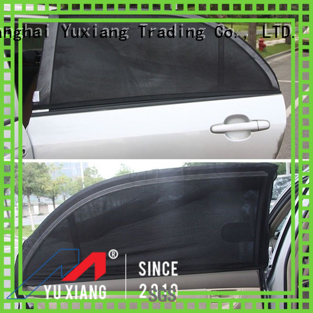 Yuxiang Top interior car window shades factory for car