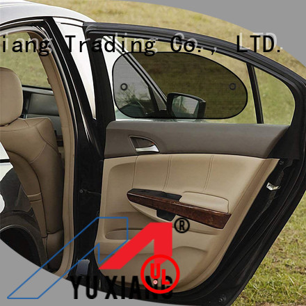 Yuxiang suv window shades Supply for truck