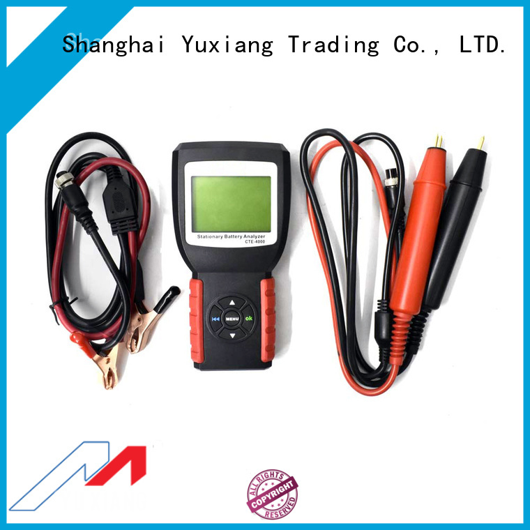 High-quality car battery detector for business for car