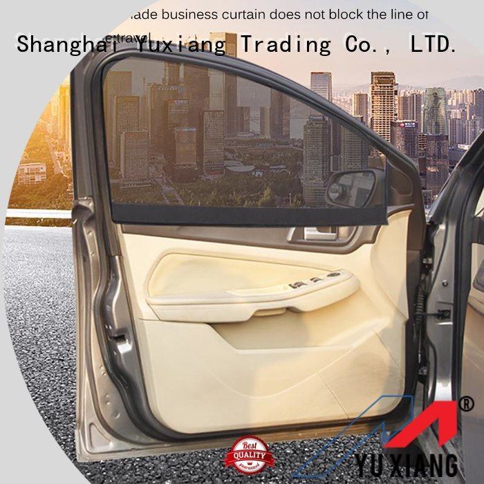 New car door window shades Suppliers for truck