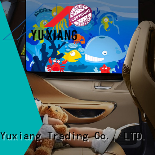 Yuxiang New auto window shades Suppliers for vehicle