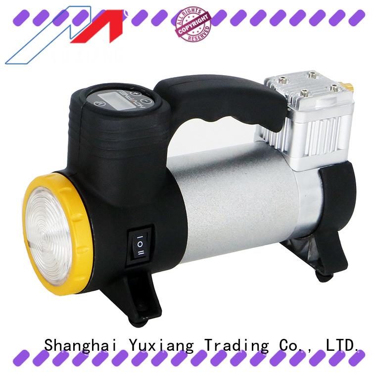 Yuxiang Custom car air compressor pump factory