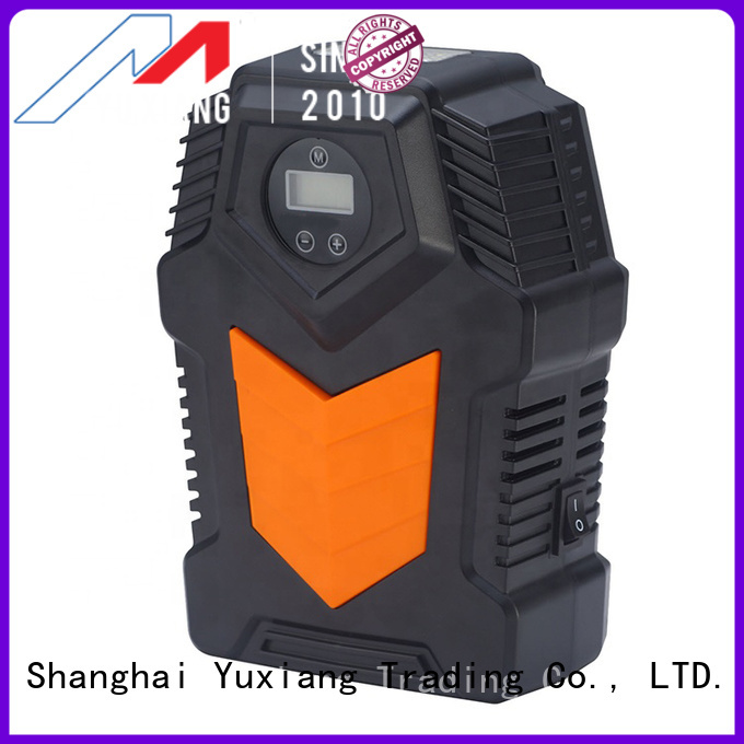 Yuxiang Best 12 volt car air compressor company