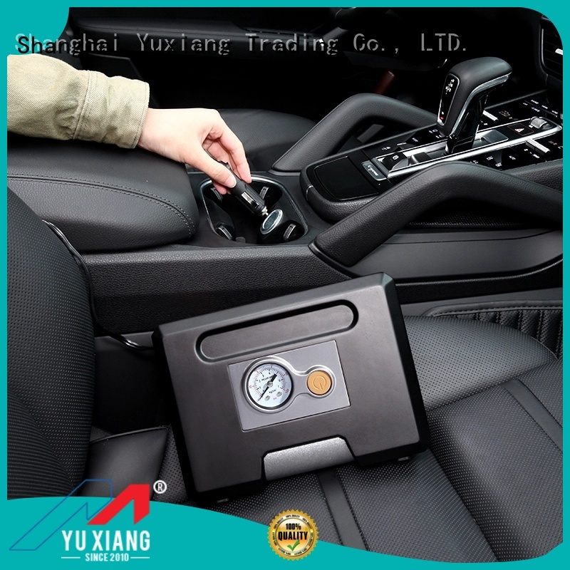 Yuxiang portable car tyre inflator company for car