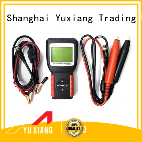 Yuxiang auto battery tester company for car