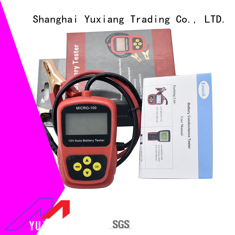 Best automotive battery load tester company for car
