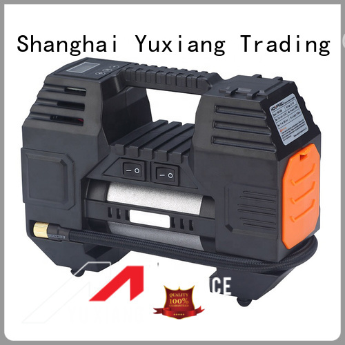 Yuxiang High-quality portable car tire compressor company for car