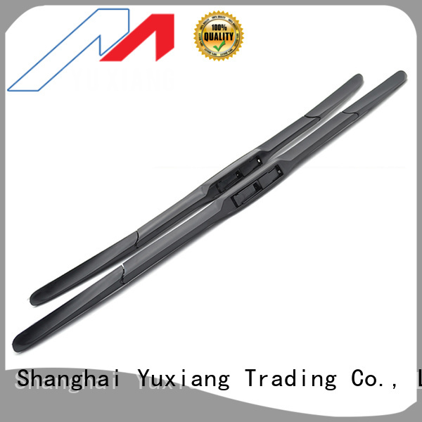 Custom silicone windshield wiper blades Suppliers for car
