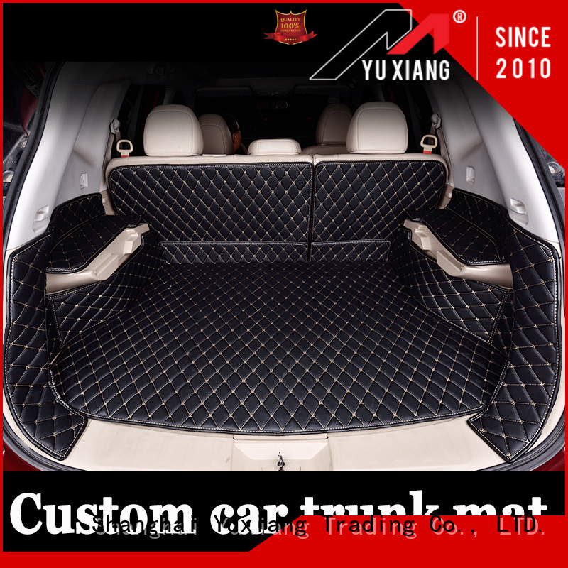 Yuxiang auto trunk mats manufacturers for truck