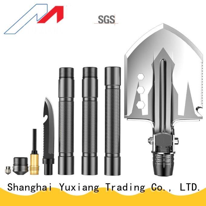 Yuxiang Wholesale multi purpose survival shovel company