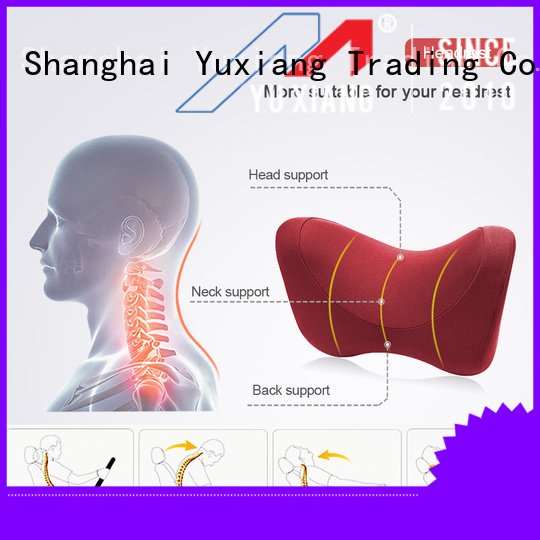 High-quality car headrest support factory for vehicle