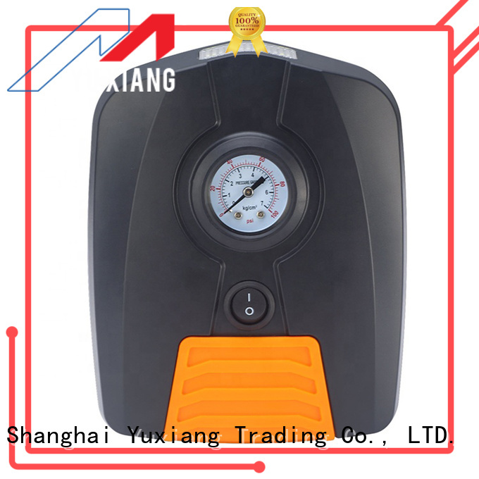 Best portable air pump for car tires factory