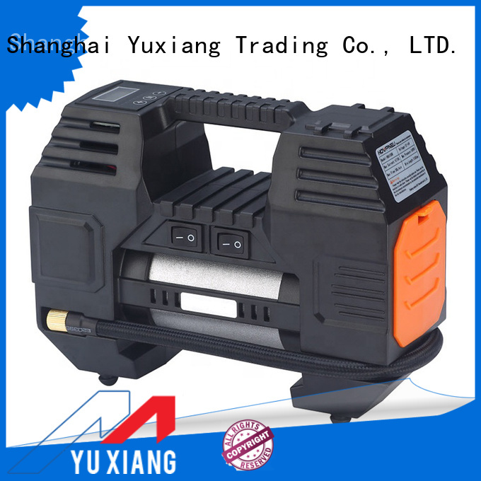Yuxiang 12 volt car air compressor for business for car