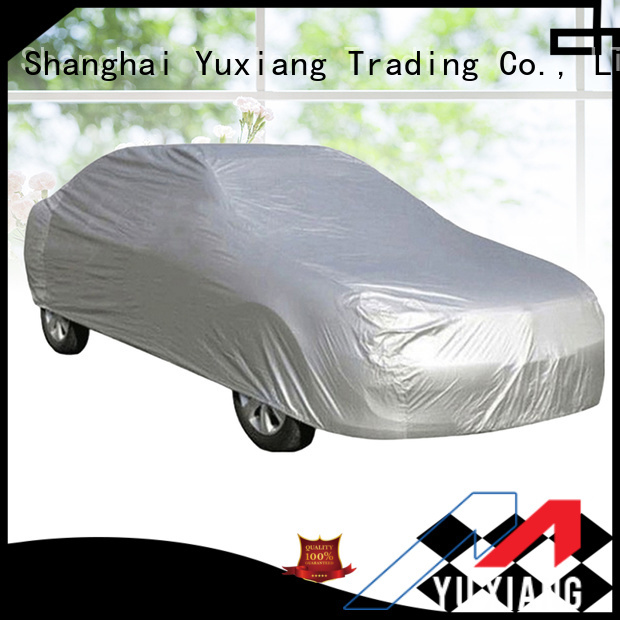 Latest outdoor car cover factory for car